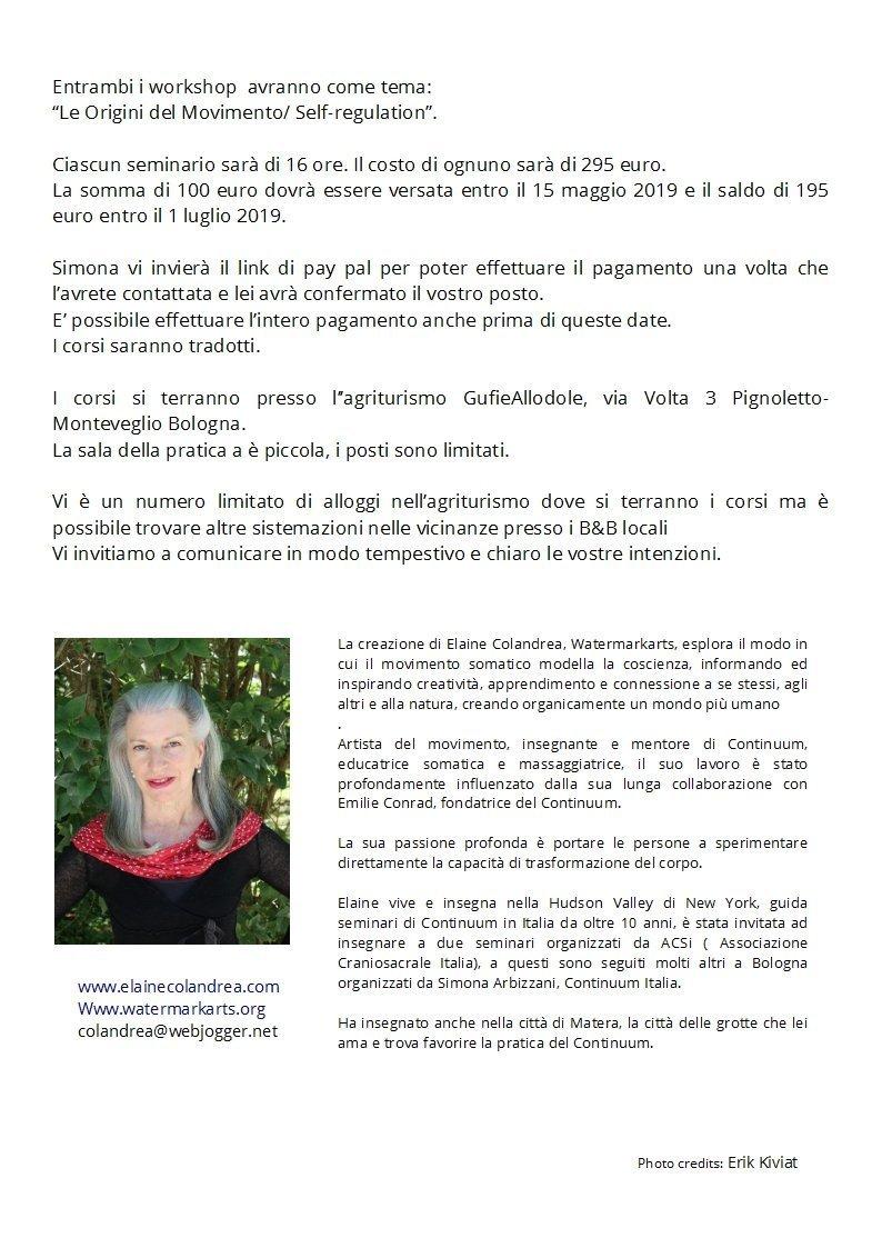 Northern Italy - Elaine Colandrea